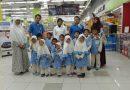 Siswa-Siswi TQ FH Sentul belajar di Supermarket Giant Sentul
