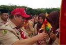 Lomba Tingkat IV (LT IV) se Provinsi Aceh oleh Kepala Divisi Fajar Hidayah Aceh
