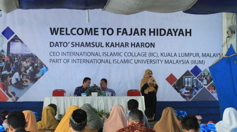 IIC Fajar Hidayah Bekerjasama dengan Malaysia