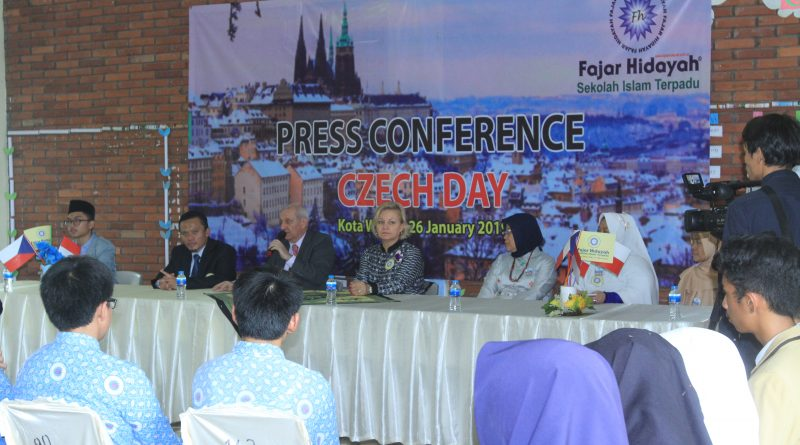 Press Conference Czech Day, 26 januari 2019