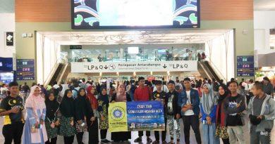 Study Tour Siswa Fajar Hidayah Aceh ke Singapore dan Malaysia Desember 2018